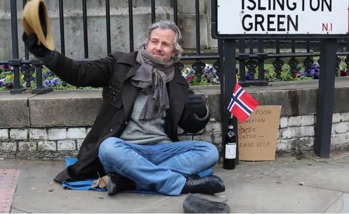 Ari Behn escándalo Londres