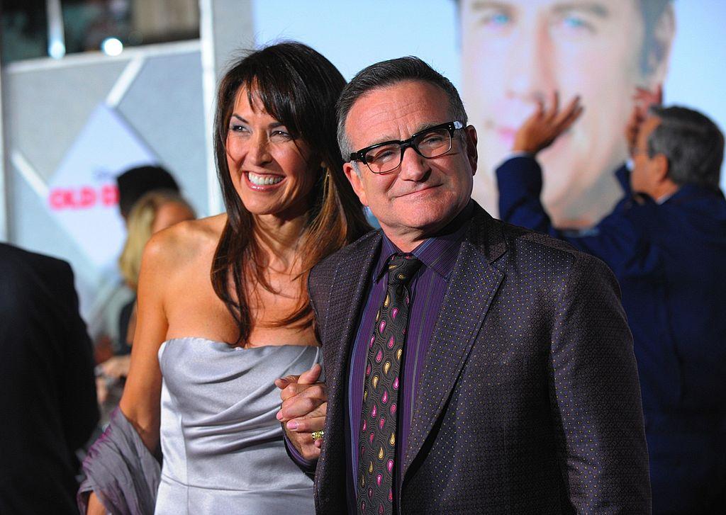 muerte de Robin Williams