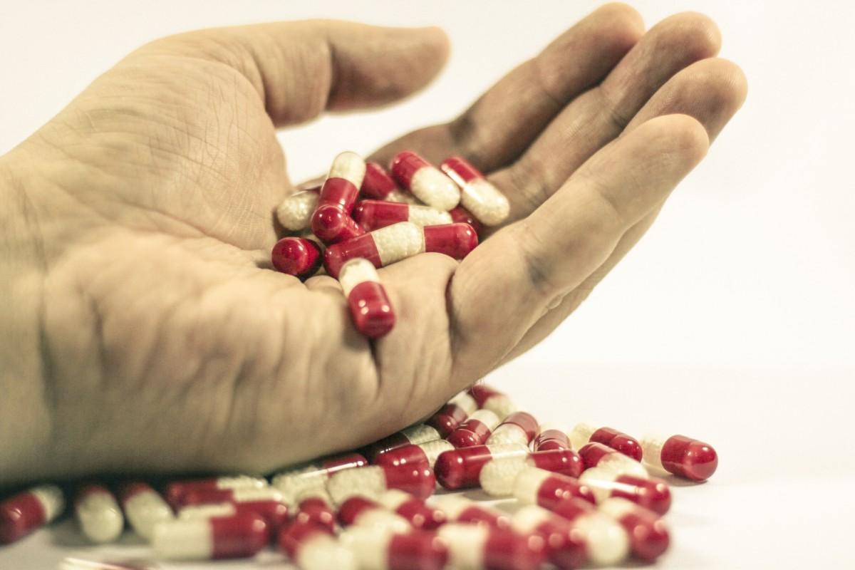 suicidio por sobredosis